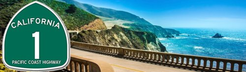 Route 1, California - Famous Route
