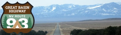 Great Basin Highway, NV - Famous Route