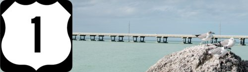 Overseas Highway - Famous Route