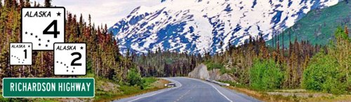 Richardson Highway - Famous Route